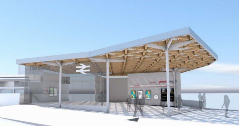 Hero for Station entrance set to be rebuilt