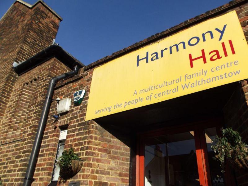 Hero for Fresh hope for Harmony Hall
