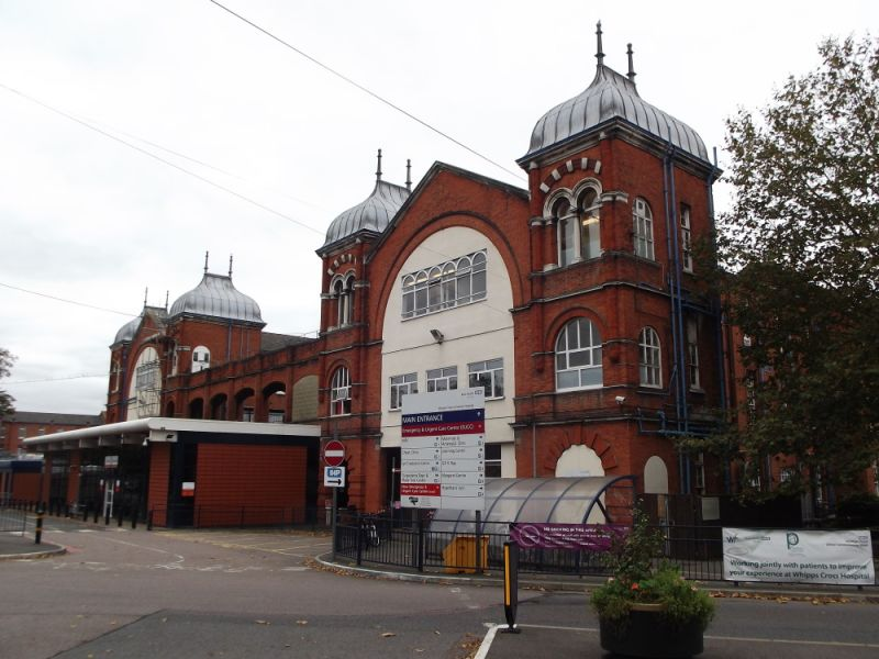Hero for Whipps Cross 'delay in care' due to 'inadequate' scanning equipment