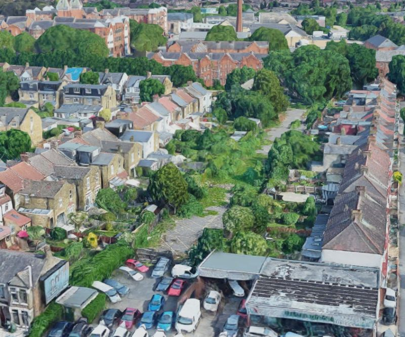 Hero for Battle over land strip access at Whipps Cross