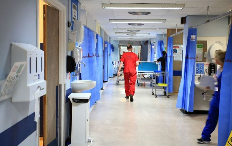 Hero for More than 100 Royal Free London Trust Covid-19 patients believed to have contracted virus in hospital