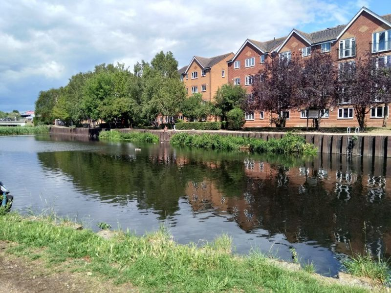 Hero for Warning against swimming in River Lea