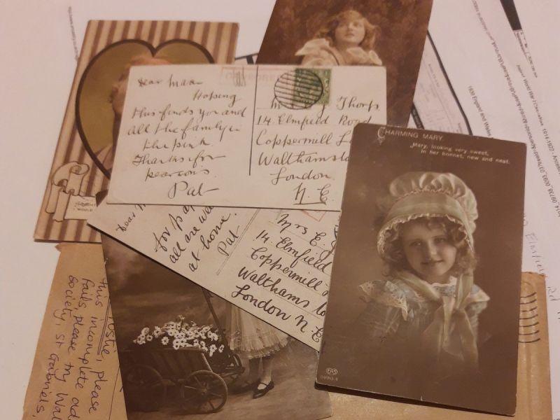 Hero for The postcards of Elmfield Road