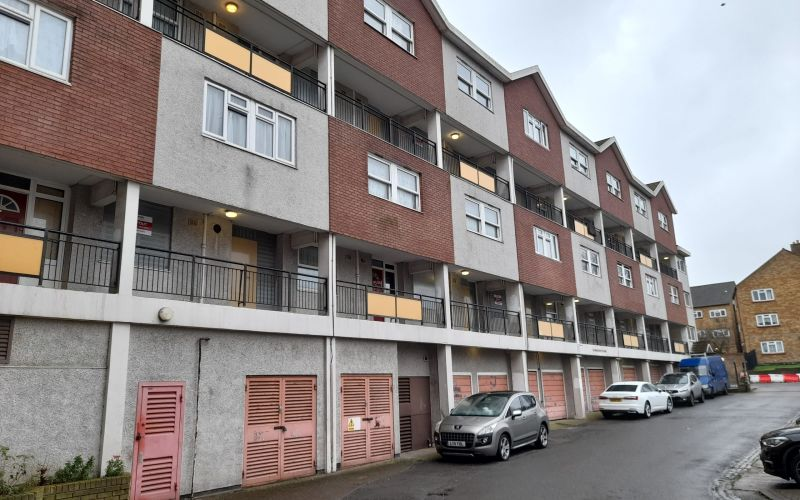 Hero for Michelle Edwards: Left in limbo on Marlowe Road Estate