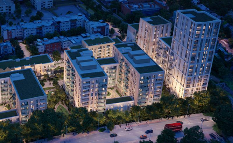 Hero for Tower blocks for Homebase site approved