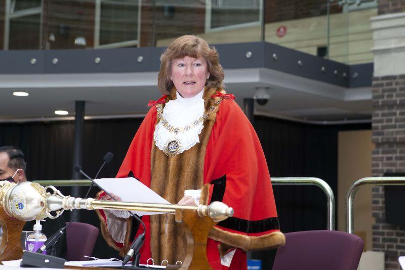 Hero for New mayor backs Barnet pandemic recovery
