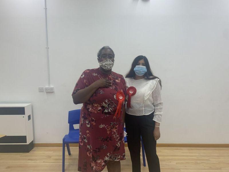 Hero for Labour wins in Lea Bridge and Grove Green