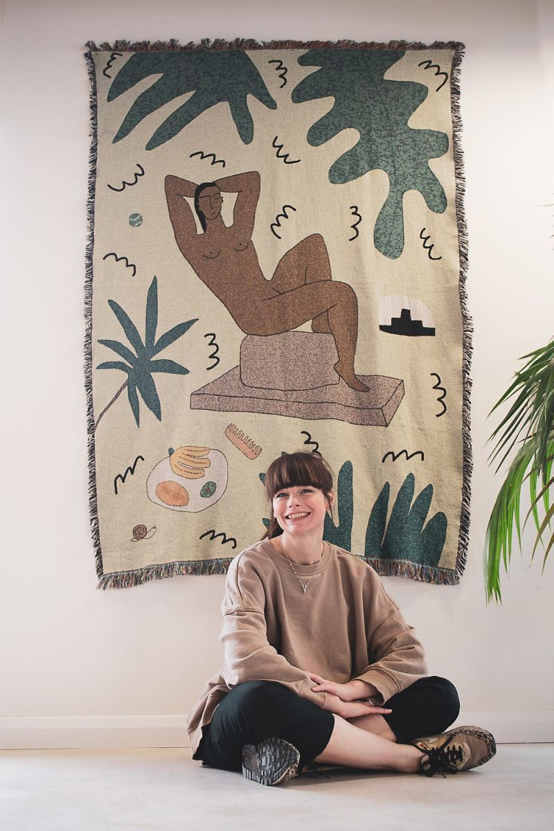 Hero for Juno: A space welcoming wellness in E10