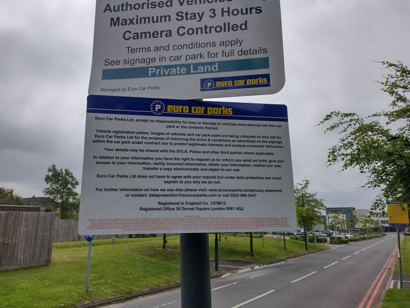 Hero for Fears over hospital's new blue badge parking system