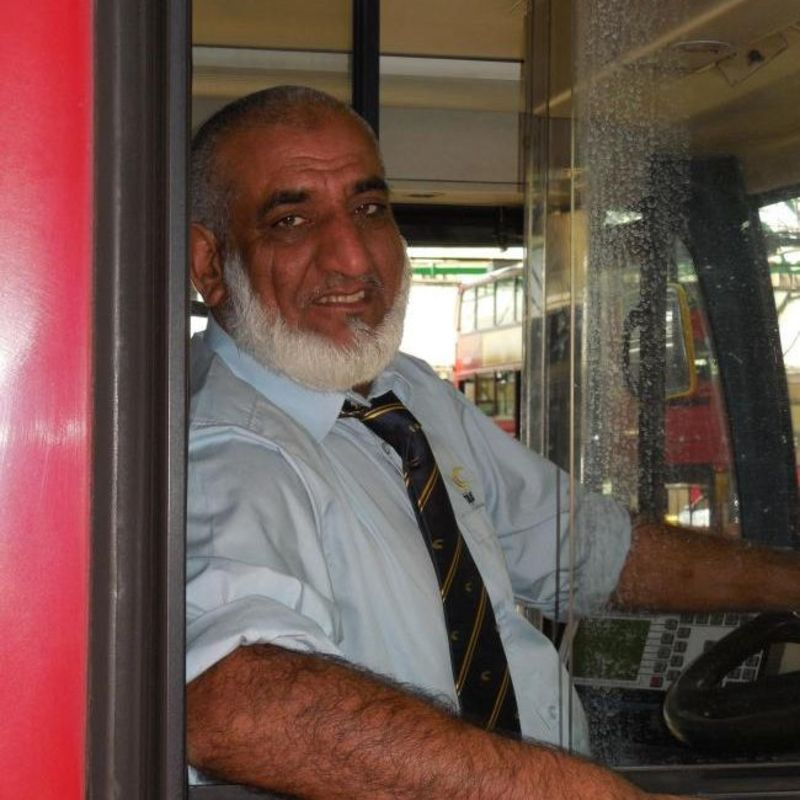 Hero for Award-winning bus driver bids farewell after 19 years