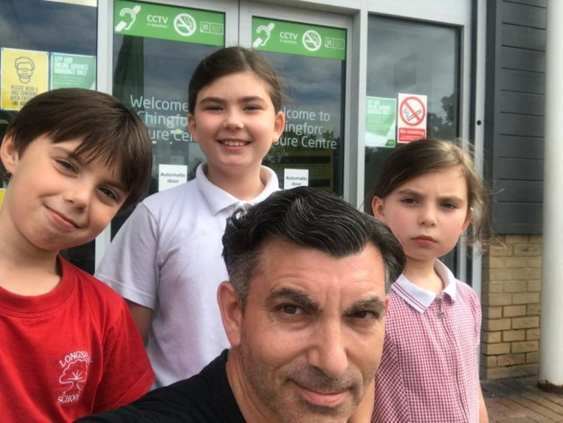 Hero for Anger over Chingford Leisure Centre pool price increase