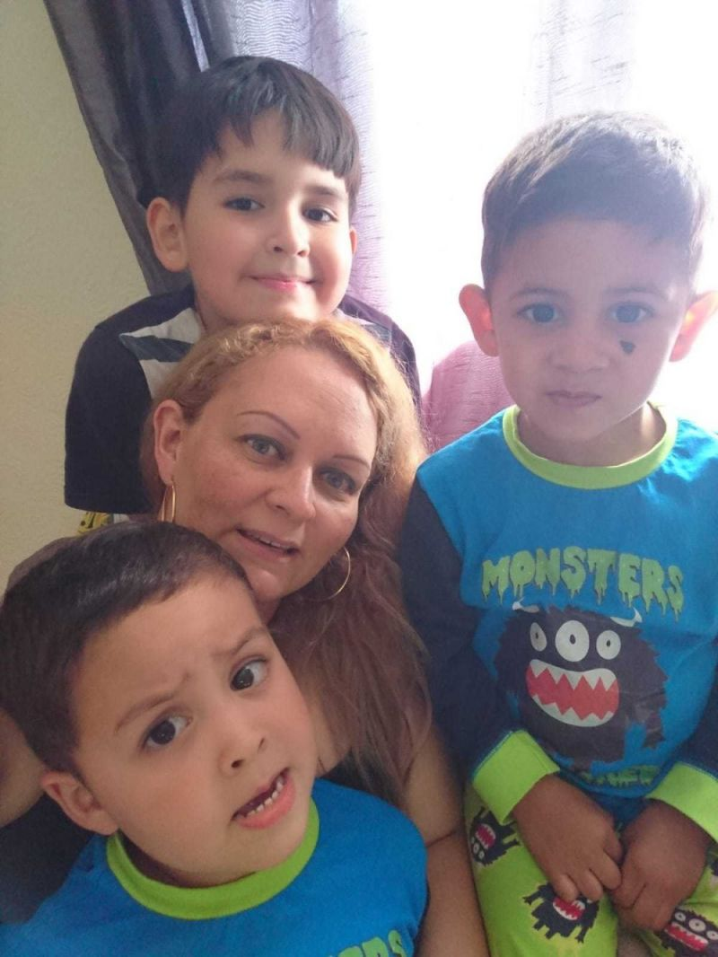 Hero for Family told to move to Stoke-on-Trent face imminent eviction