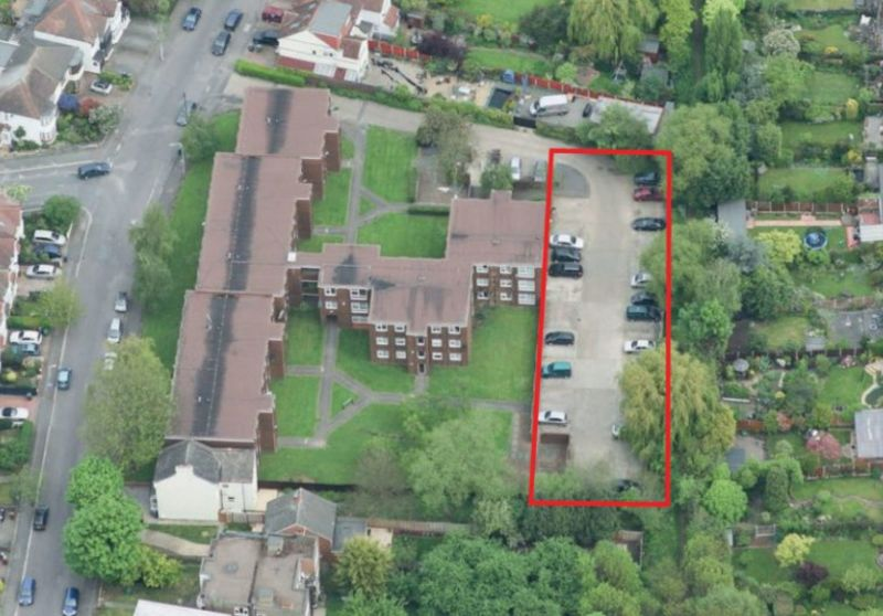 Hero for New homes planned for Chingford estate