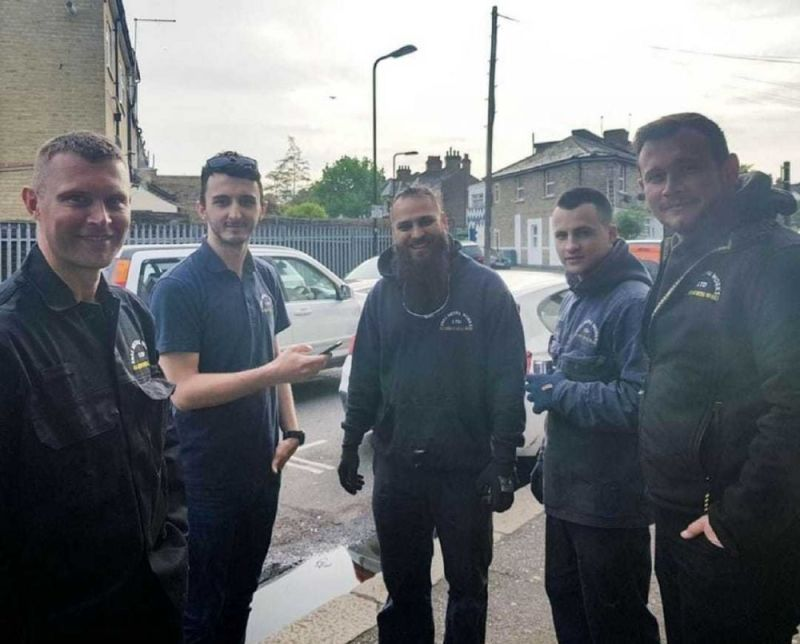 Hero for Removal of parking angers Leyton business owners