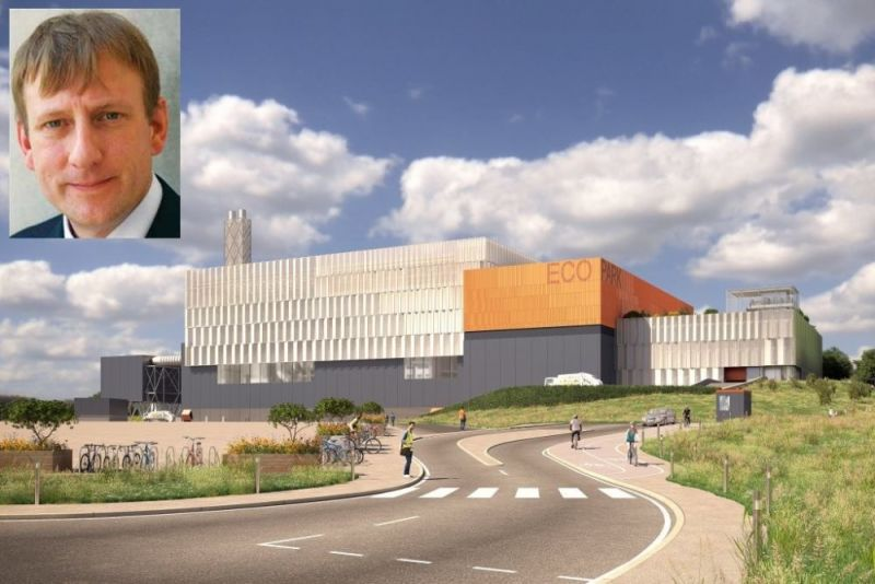 Hero for Waste authority chair under fire over incinerator plans