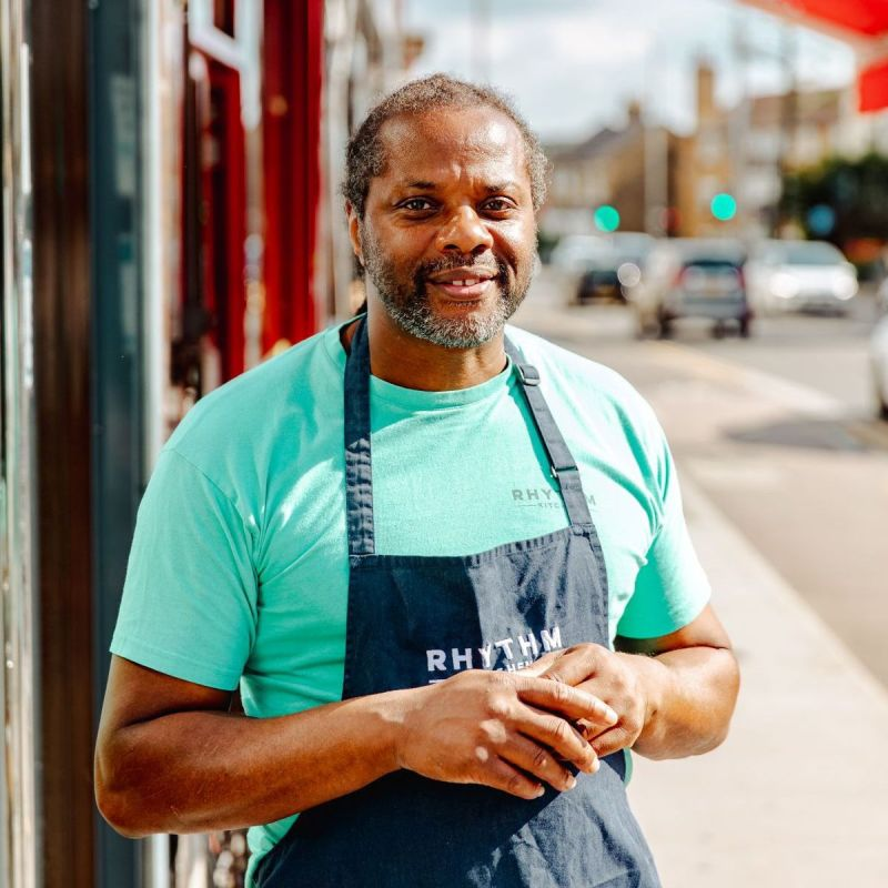 Hero for Walthamstow's Rhythm Kitchen never misses a beat