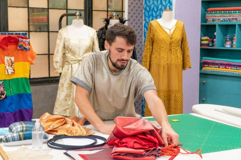 Hero for Meet Leytonstone's own Great British Sewing Bee star