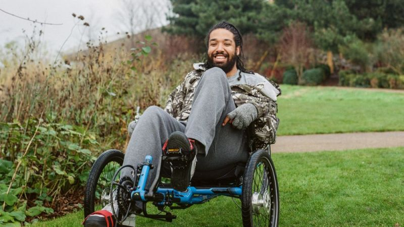 Hero for Inclusive cycling in Waltham Forest