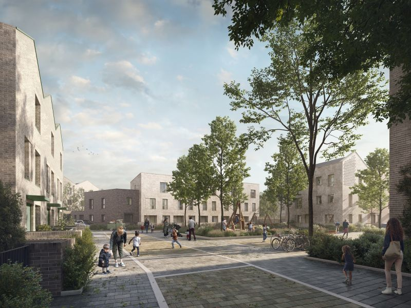 Hero for Colindale estate redevelopment approved by councillors