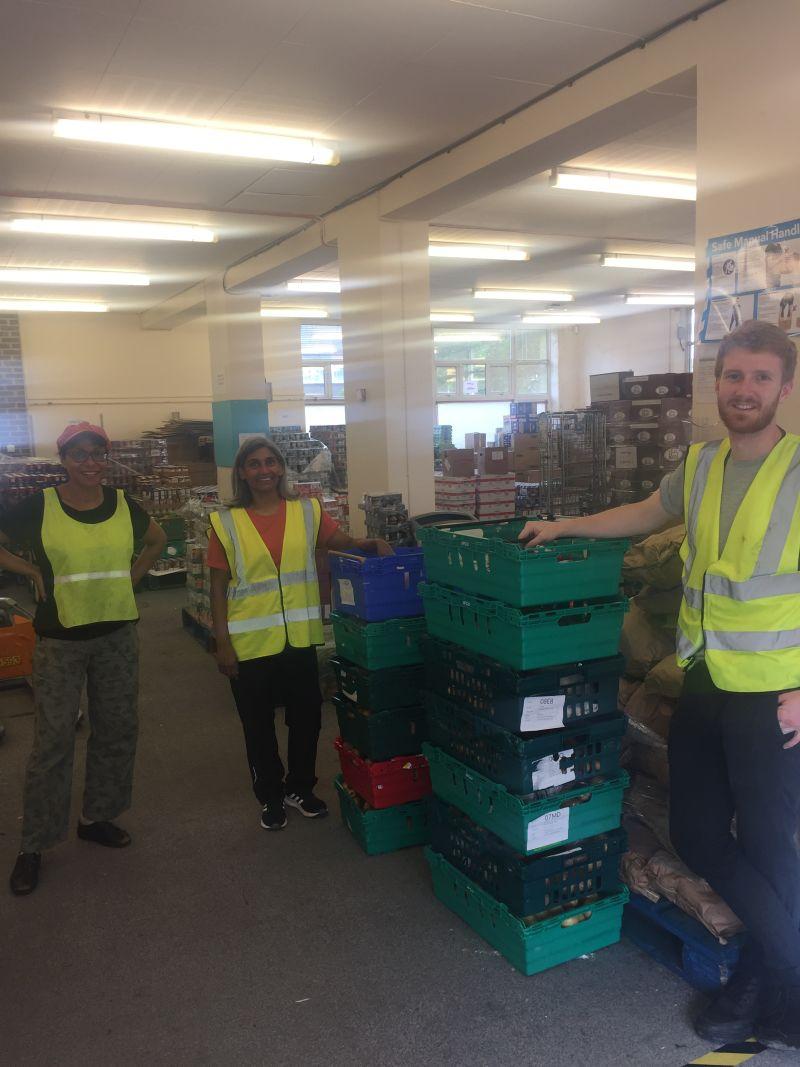 Hero for Barnet Food Hub