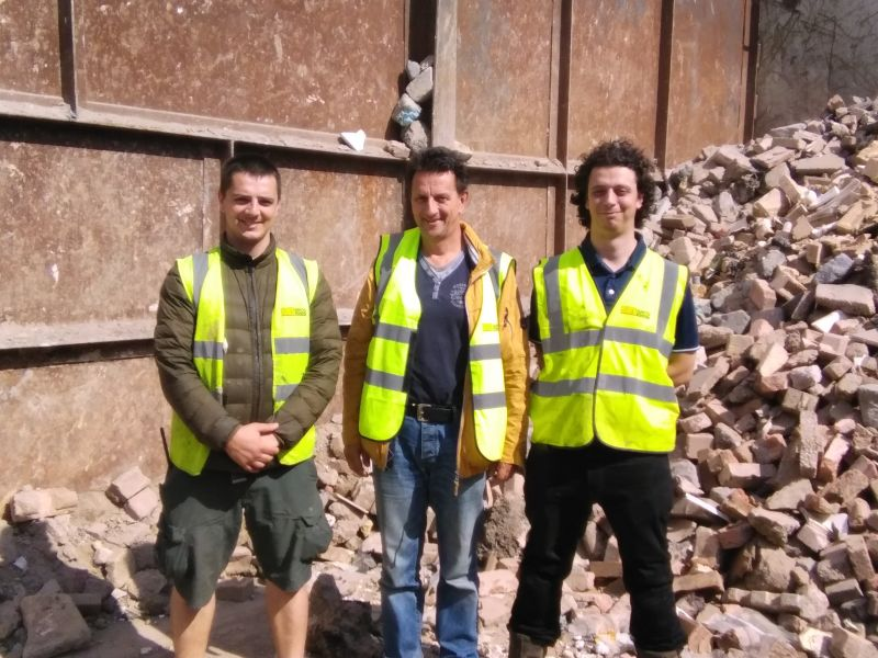 Hero for Waste firm pleads with council to avoid eviction