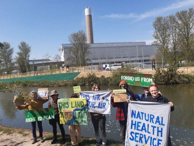 Hero for Activists to march against new Edmonton Incinerator