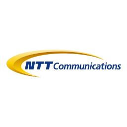 NTTコミュニケーションズ Logo