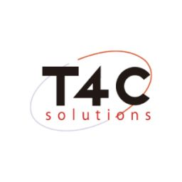株式会社T4C Logo