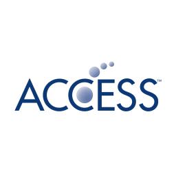 株式会社ACCESS Logo