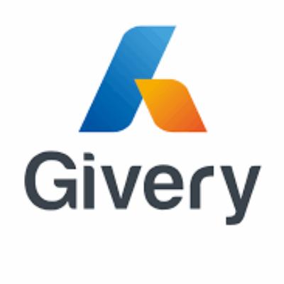 株式会社ギブリー Logo