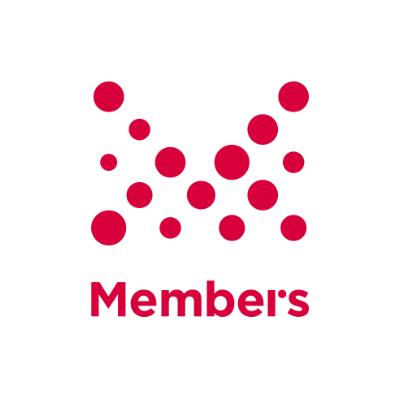 株式会社メンバーズ Logo