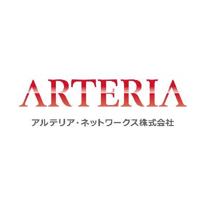 アルテリア・ネットワークス株式会社 Logo