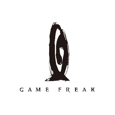 株式会社ゲームフリーク Logo