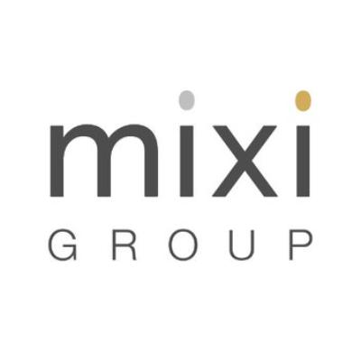 株式会社ミクシィ Logo