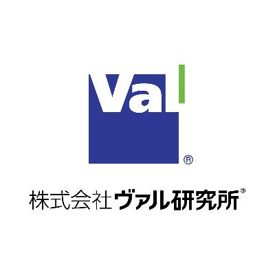 株式会社ヴァル研究所 Logo
