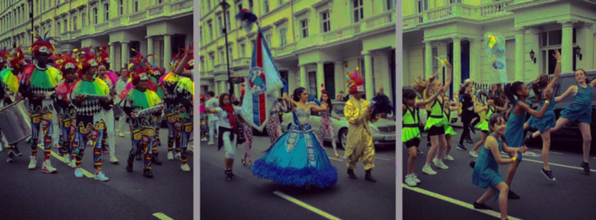 Southwestfestcarnivalparade