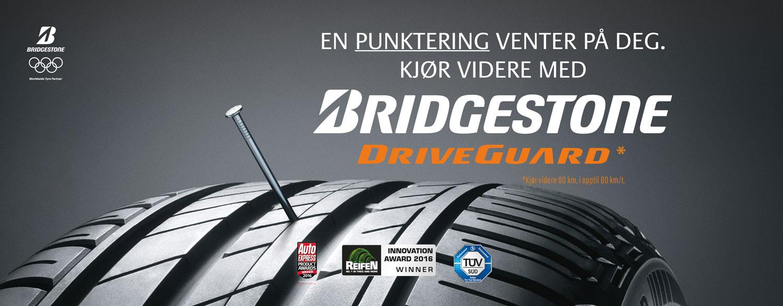 Driveguard spiker