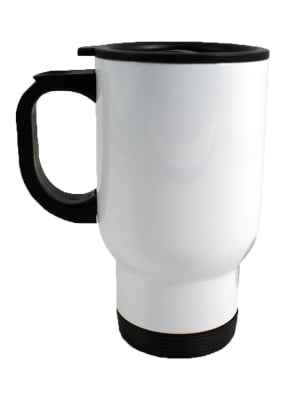 Travel Mugs - 14oz - Stainless Steel