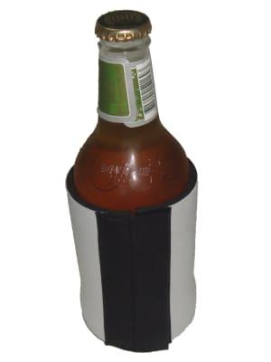 Stubby Cooler/Holder - Velcro Wrap