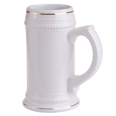 Ceramic German Beer Stein - 22oz