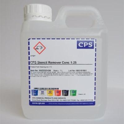 CPS Stencil Remover Concentrate