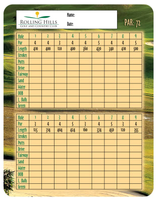 Unisub Message Board/Placemat - Hardboard