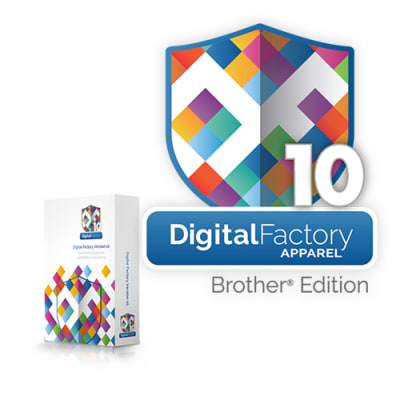 Digital Factory Apparel RIP - Brother Edition