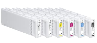 Epson UltraChrome DG Ink Cartridges for DTG