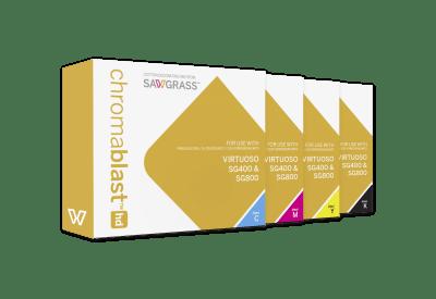 ChromaBlast-HD Cartridges for Virtuoso SG400/800