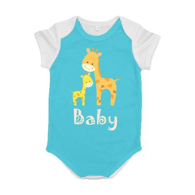 Baby Onesie - Short Sleeve