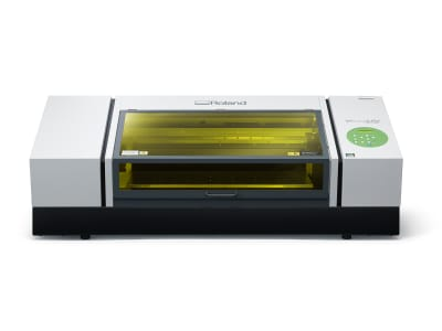 Roland VersaUV LEF-300 Benchtop UV Flatbed Printer