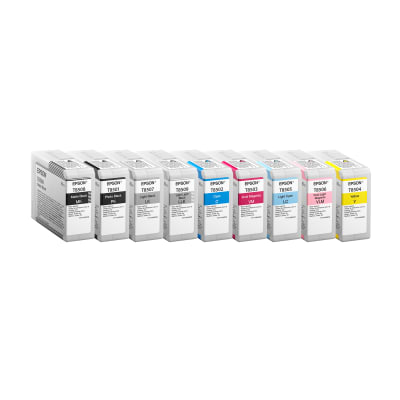 Epson UltraChrome HD Pigment Ink Cartridges