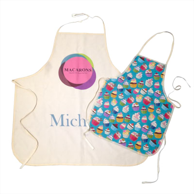 Aprons -  Canvas Look