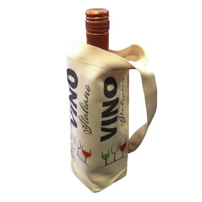 Beverage Carrier - Canvas Look